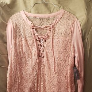Lacey front Blouse